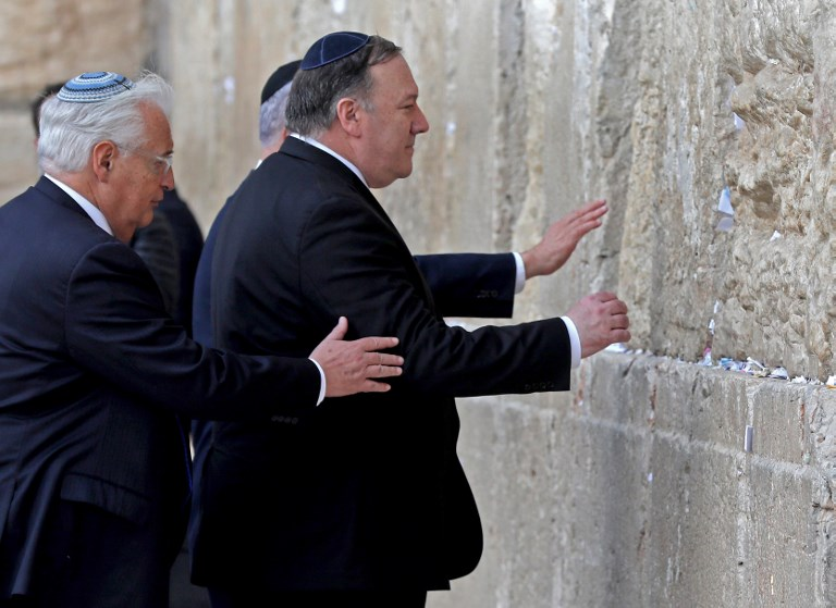 US-ISRAEL-POLITICS-DIPLOMACY-RELIGION-JUDAISM