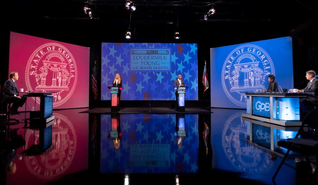 kelly-loeffer-raphael-warnock-debate-wide