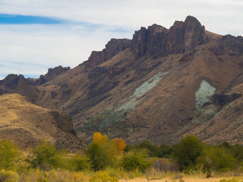 View From Camp One, Succor Creek