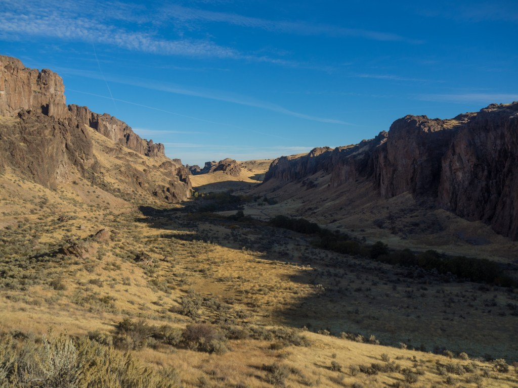 Succor Creek Overlook