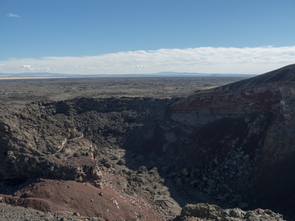 Coffeepot Crater