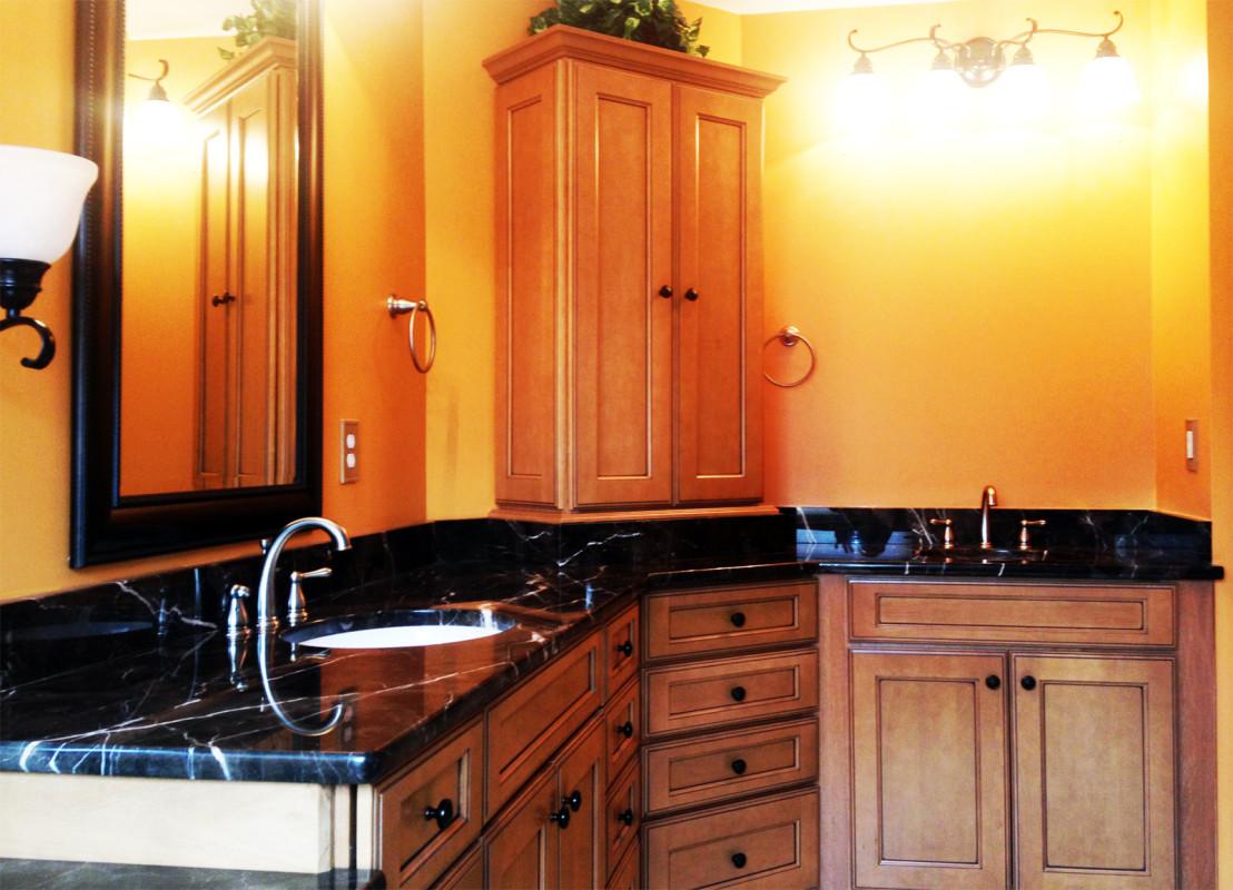 remodeled bathrooms | occ group - richmond, va