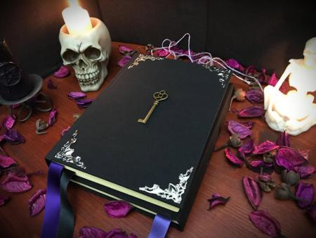 How To Create your own Book of Shadows?