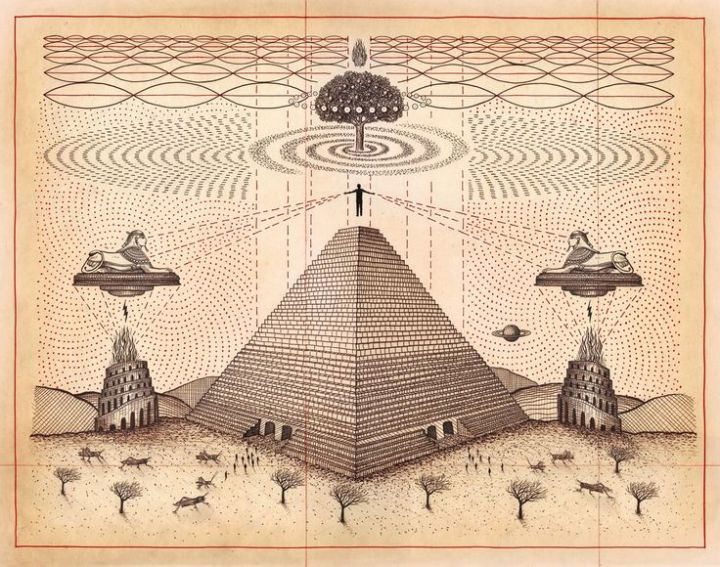 Behind all external phenomena is a world of energies - esoteric science