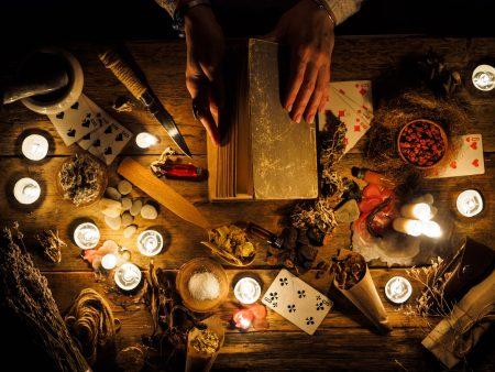 Witchcraft Tools
