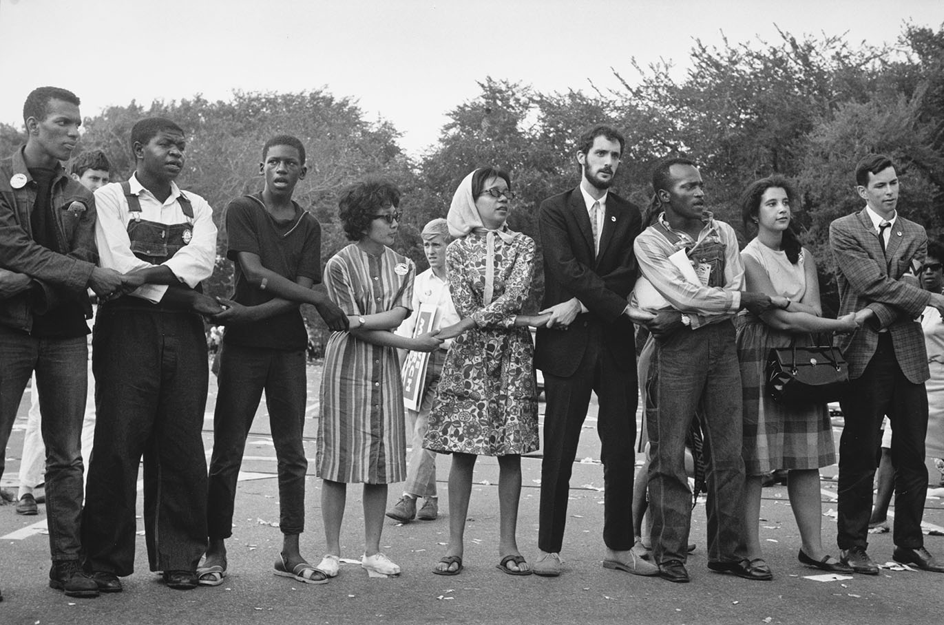 The March On Washington Then And Now