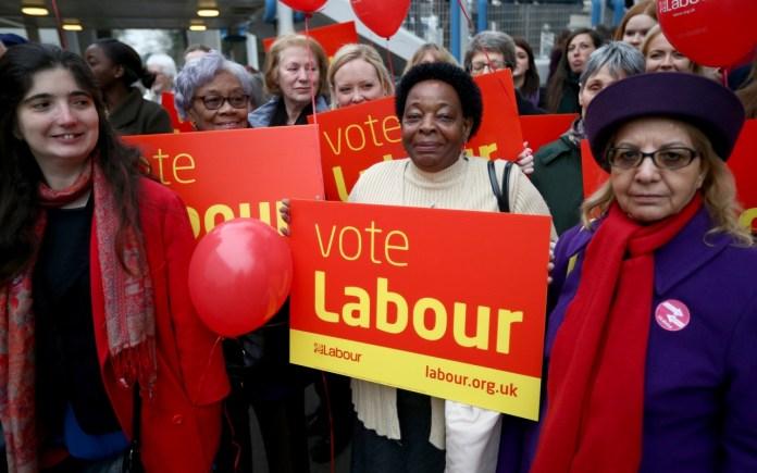 U.K. Labour Party