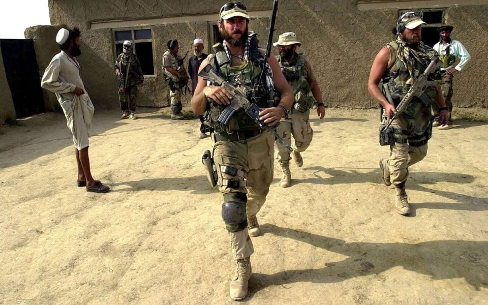 Blackwater and the Corporate Mercenaries Who've Changed the Rules of War    Occupy.com