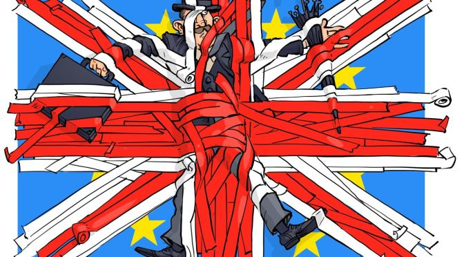 Episode 15: Brexit Revisited, with Lucian Ashworth
