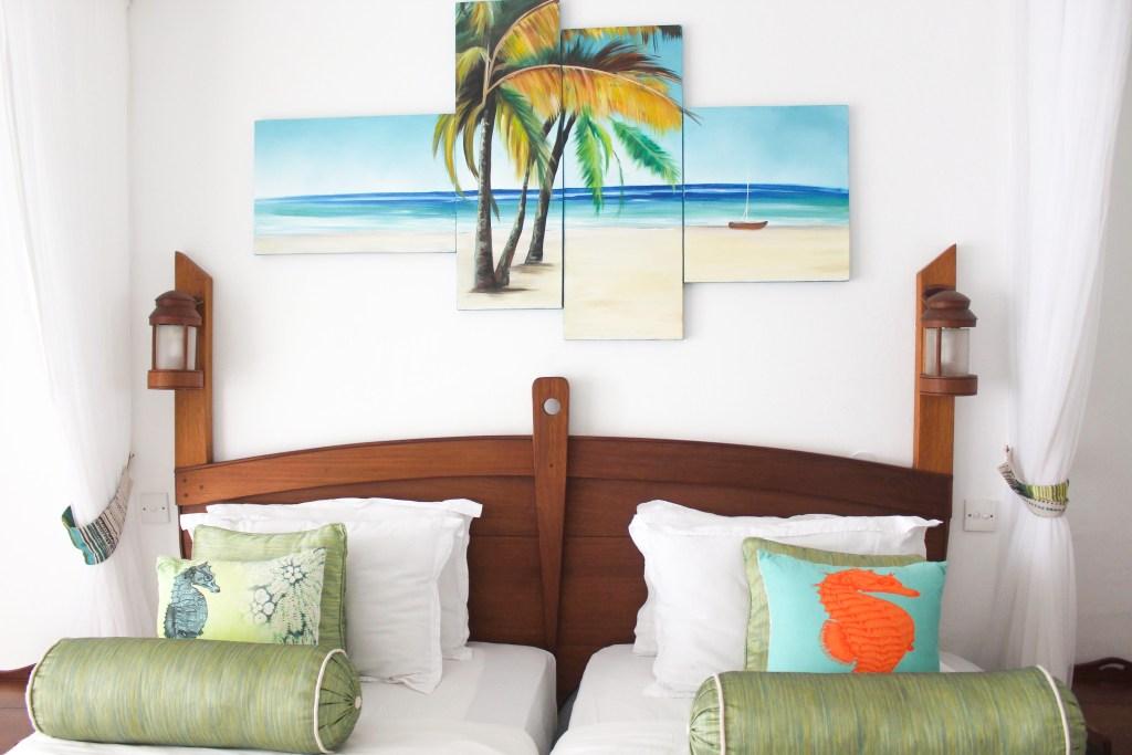 Staying at Voyager Beach Resort