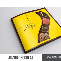 BROCHURE CHOCOLAT AUZOU