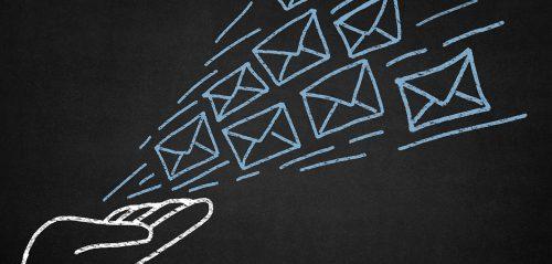 Le emailing, une campagne en vogue