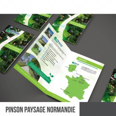 PINSON PAYSAGE NORMANDIE – CHARTE & DOCUMENTS