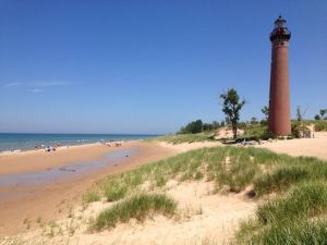 Little Sable Point Lighthouse. Photography by Rob Alway, www.alwayphotography.com
