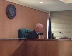 27th Circuit Judge Anthony Monton