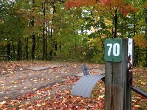 Lot 70 is the site where the Kohls were camped.