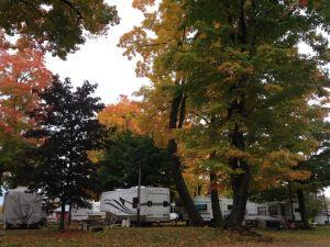 John Gurney Park closes for the season today, Oct. 15.
