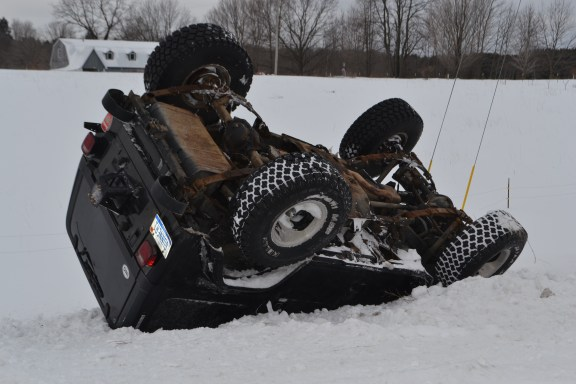 rollover shelby rd 3.4.15