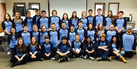 The Youth Advisory Council (YAC) of the Community Foundation for Oceana County.