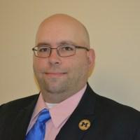 Oceana County Prosecutor Joe Bizon