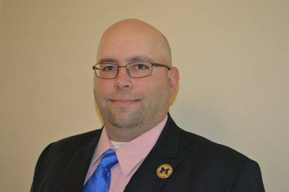 Oceana County Prosecutor Joseph Bizon