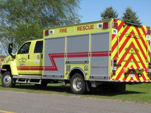 Walkerville Fire