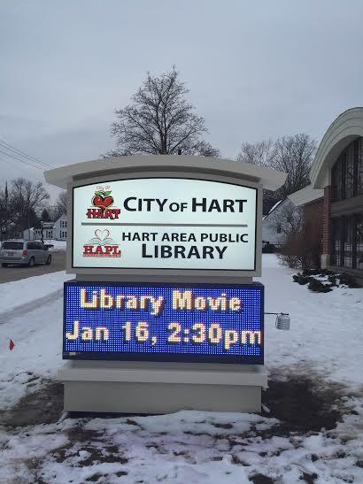 new Hart sign