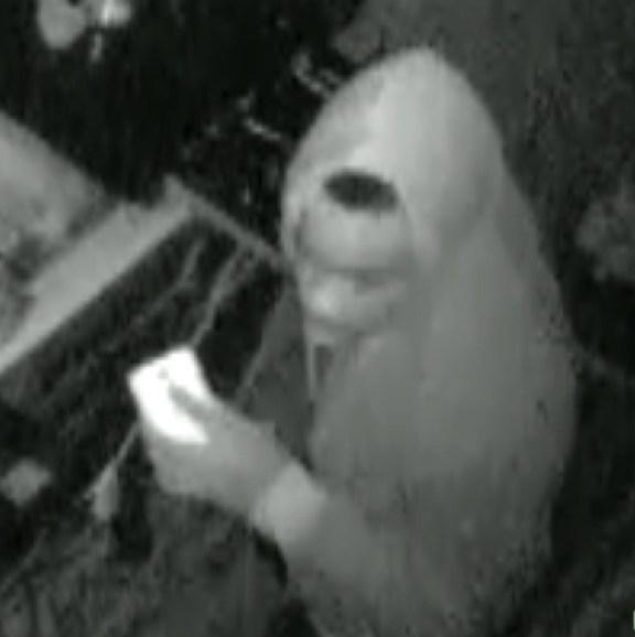 Grant B&E suspect -3
