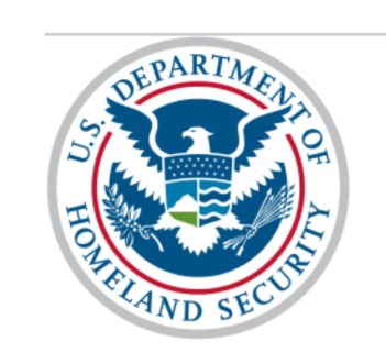 US Dept of Homeland Security logo