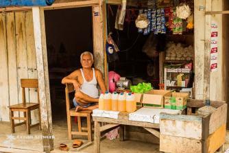 Sikakap Shop owner