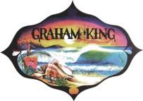 Graham king Logo from the 70s