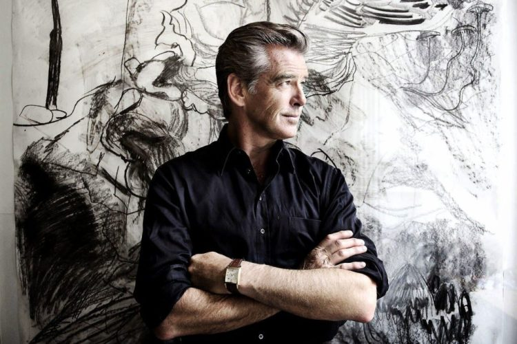 Brosnan and his art