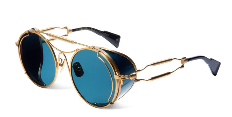 Gentle Monsters New Vision Quest Sunglasses