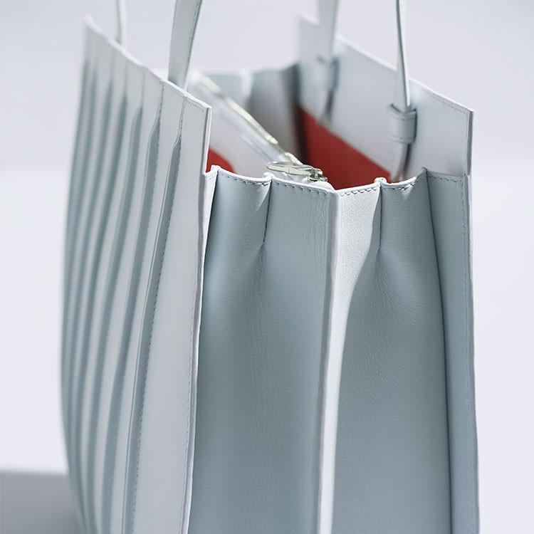 Renzo Bag red interior