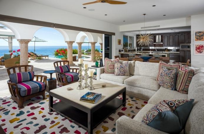 Villas Del Mar 341 Living Room