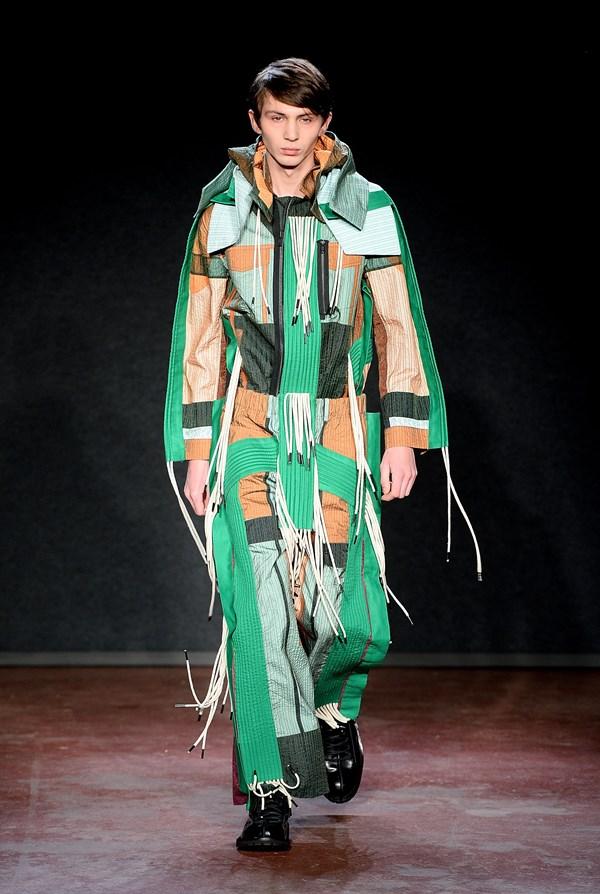 Craig Green | Photo courtesy of London Fashion Week Men's