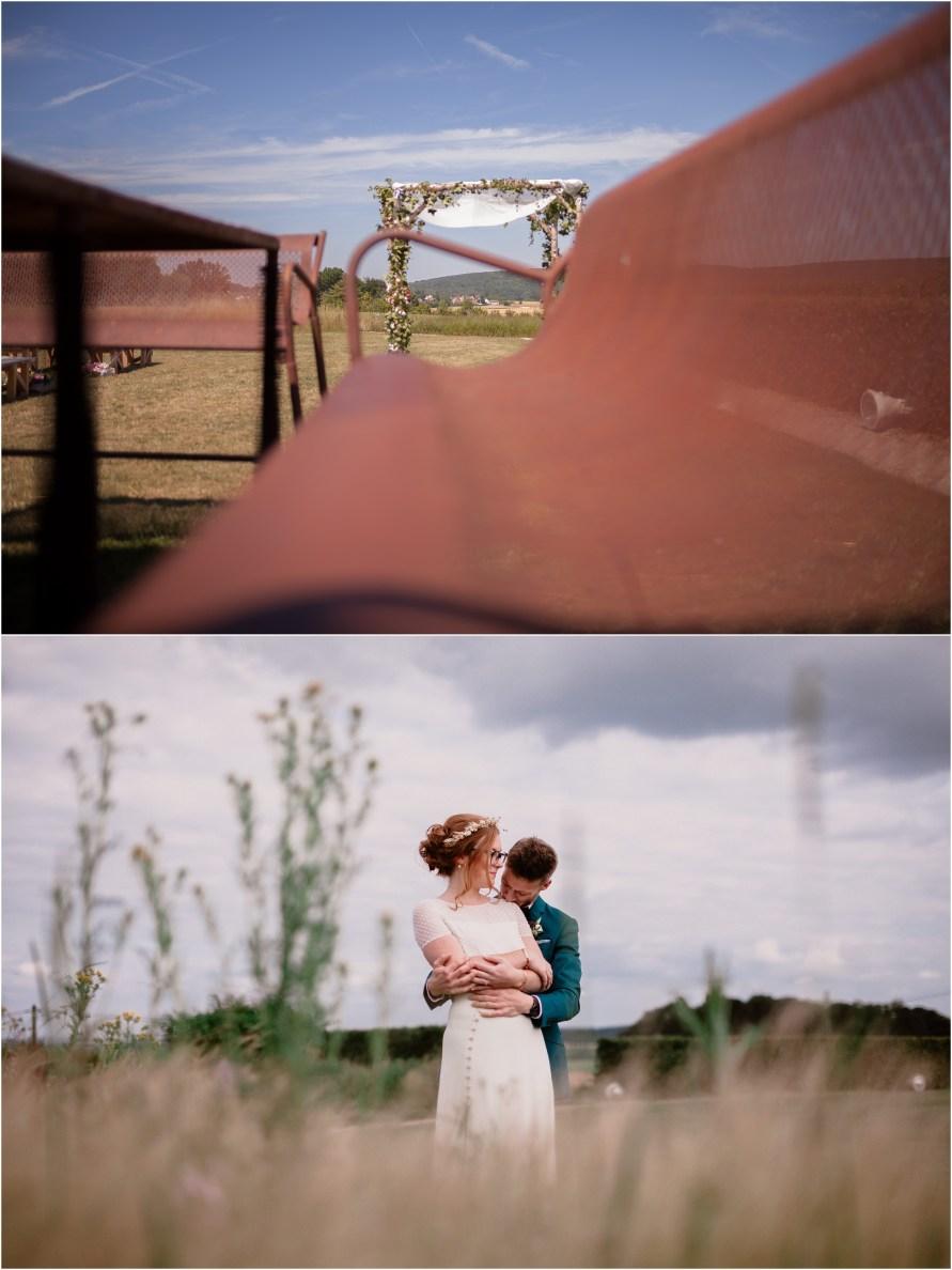 Les Bonnes Joies à Lainville en Vexin, Photographe Océane Drollat, Lieu de Mariage, Wedding