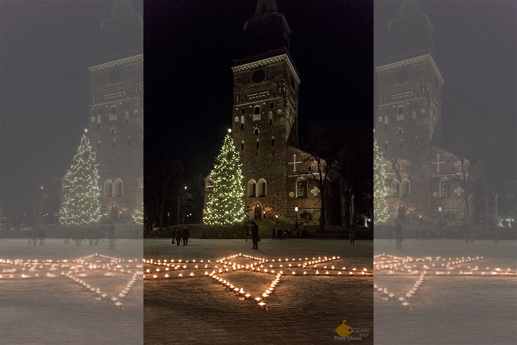 Turku cathedral - December 2016