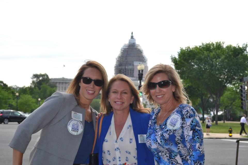 Blue Vision Summit in Washington, D.C.