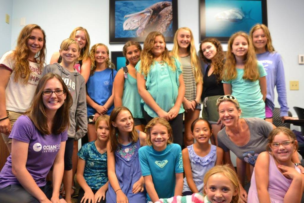 Community Scholarships Help Campers Shine!