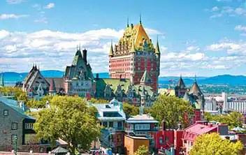 Quebec City Canada Cruises Oceania Cruises