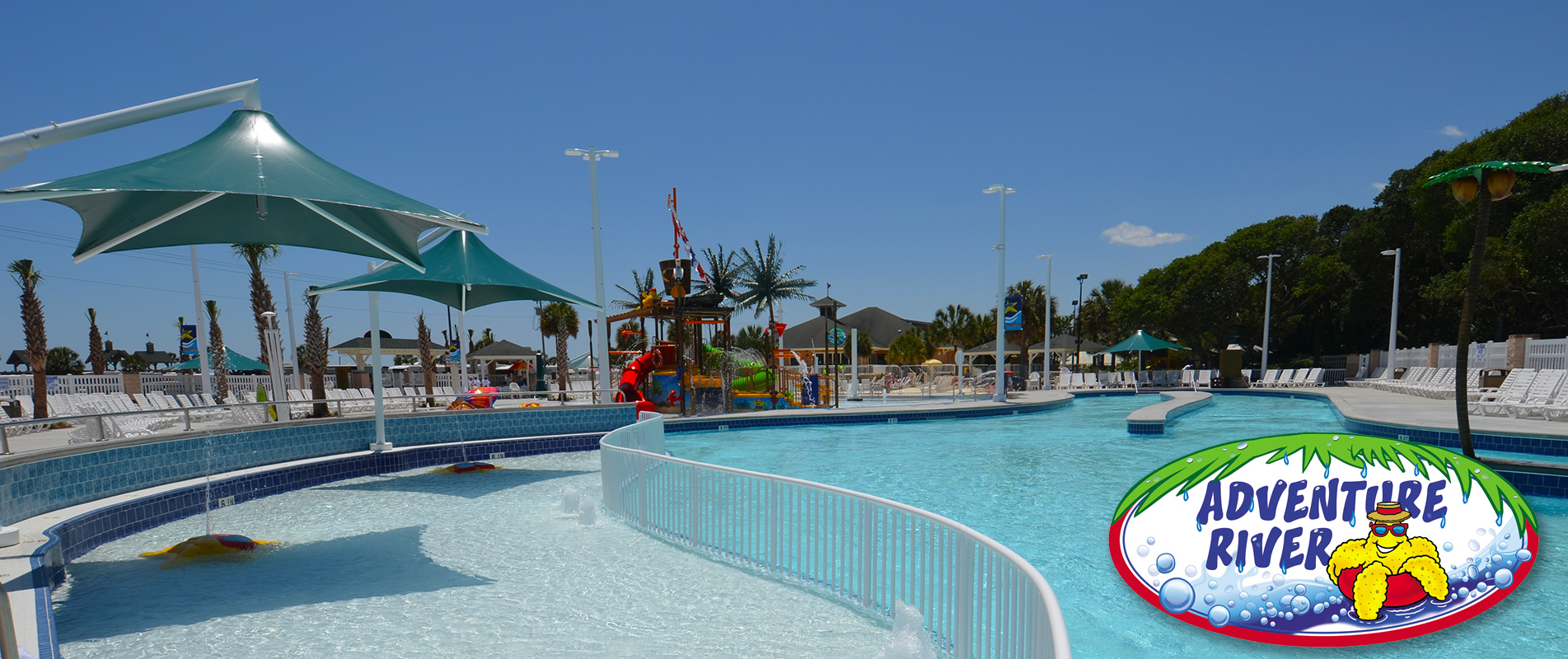 Ocean Lakes Pools Include Outdoor Indoor Pools And New