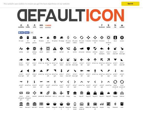 Defaulticonの画像