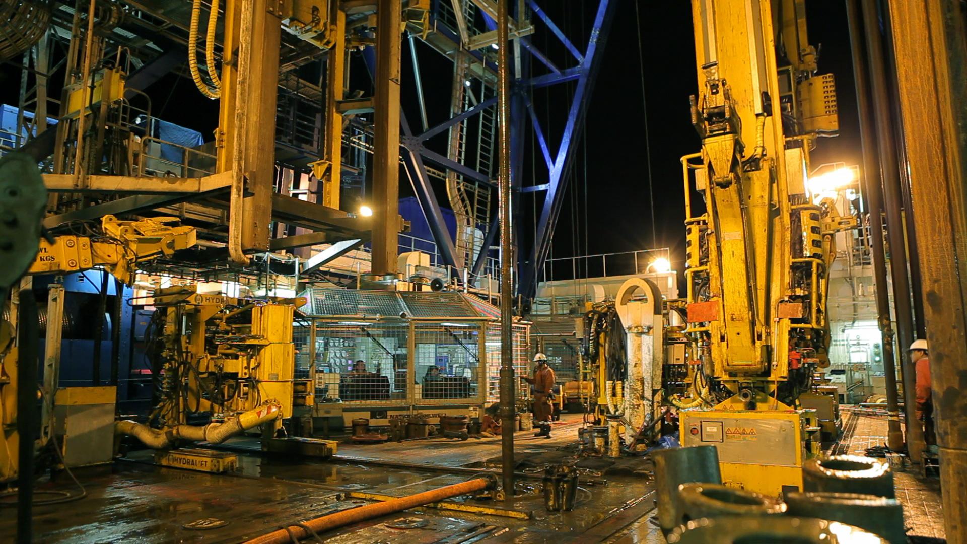 Seafloor Drilling Reveals Secrets Of The Deep Earth