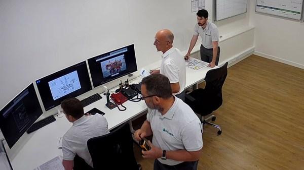 World-Class Emergency Response Simulator Arrives at ...