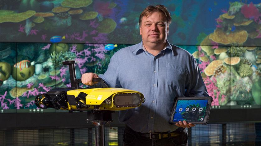Meet RangerBot, Robot Reef Protector | Science & Technology | News