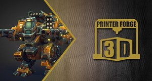 Printer Forge 3D Free Download
