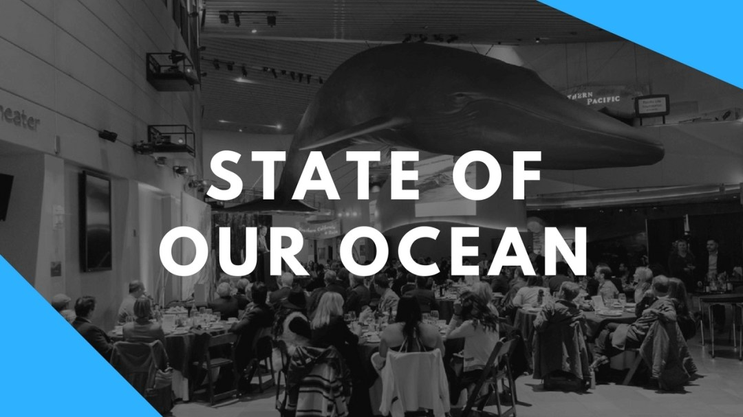 2017 State of our Ocean gala | Ocean Champions