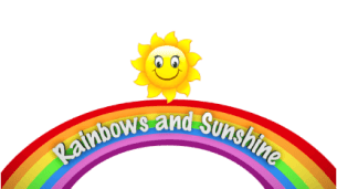 Rainbows and Sunshine - Ocean Reeve Publishing