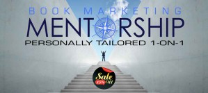 book marketing mentorship offer
